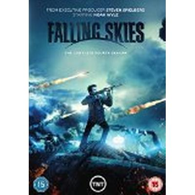 Falling Skies - Season 4 [DVD] [2015]